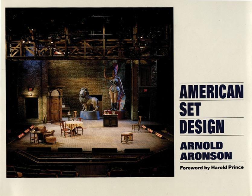 American Set Design als Taschenbuch