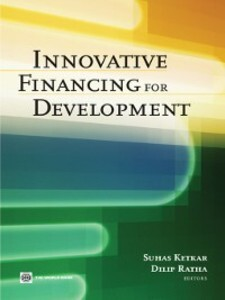 Innovative Financing for Development als eBook ...
