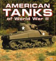 American Tanks of World War II als Taschenbuch