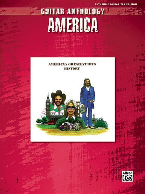 America - Guitar Anthology als Taschenbuch