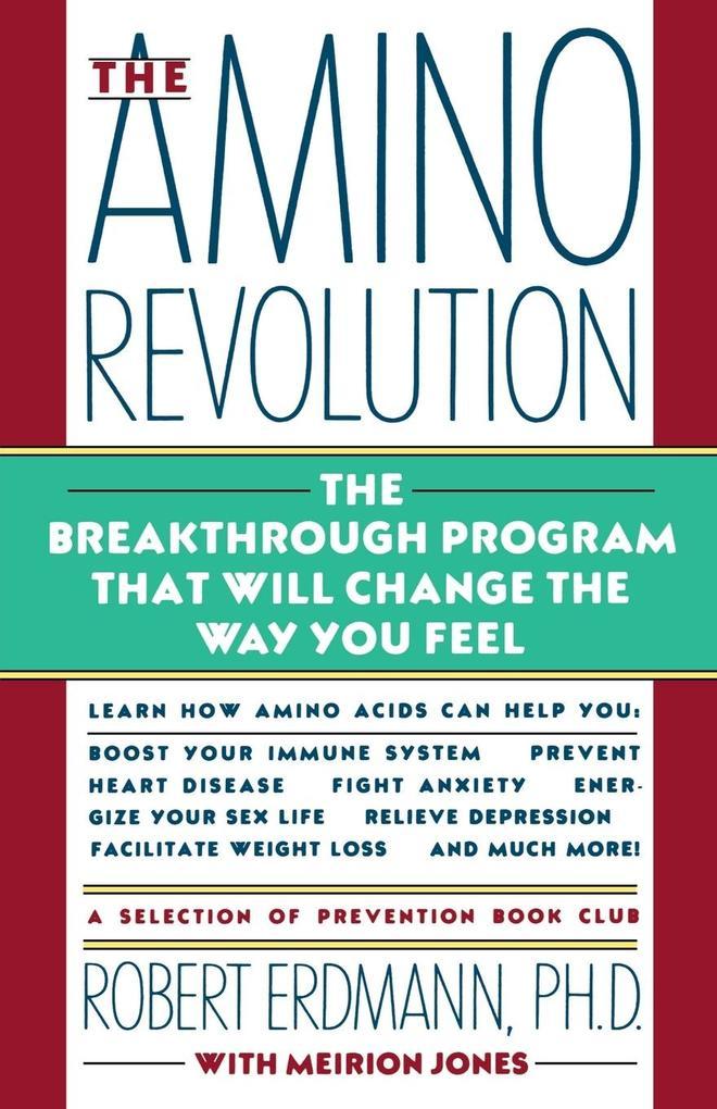Amino Revolution als Taschenbuch