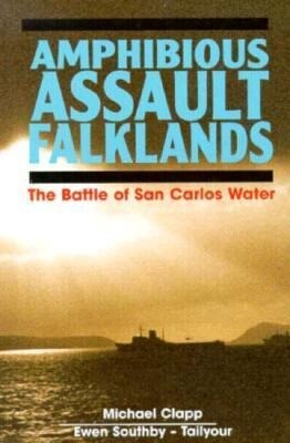 Amphibious Assault, Falklands als Buch