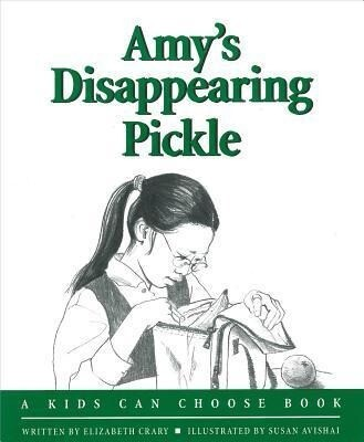 Amy's Disappearing Pickle als Buch