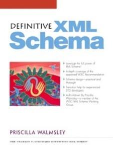 Definitive XML Schema als eBook Download von Pr...