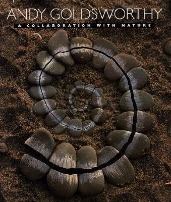 Andy Goldsworthy als Buch