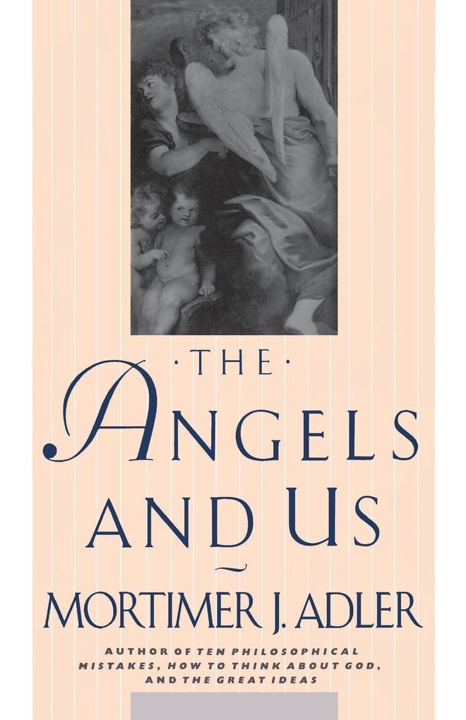 The Angels and Us als Taschenbuch