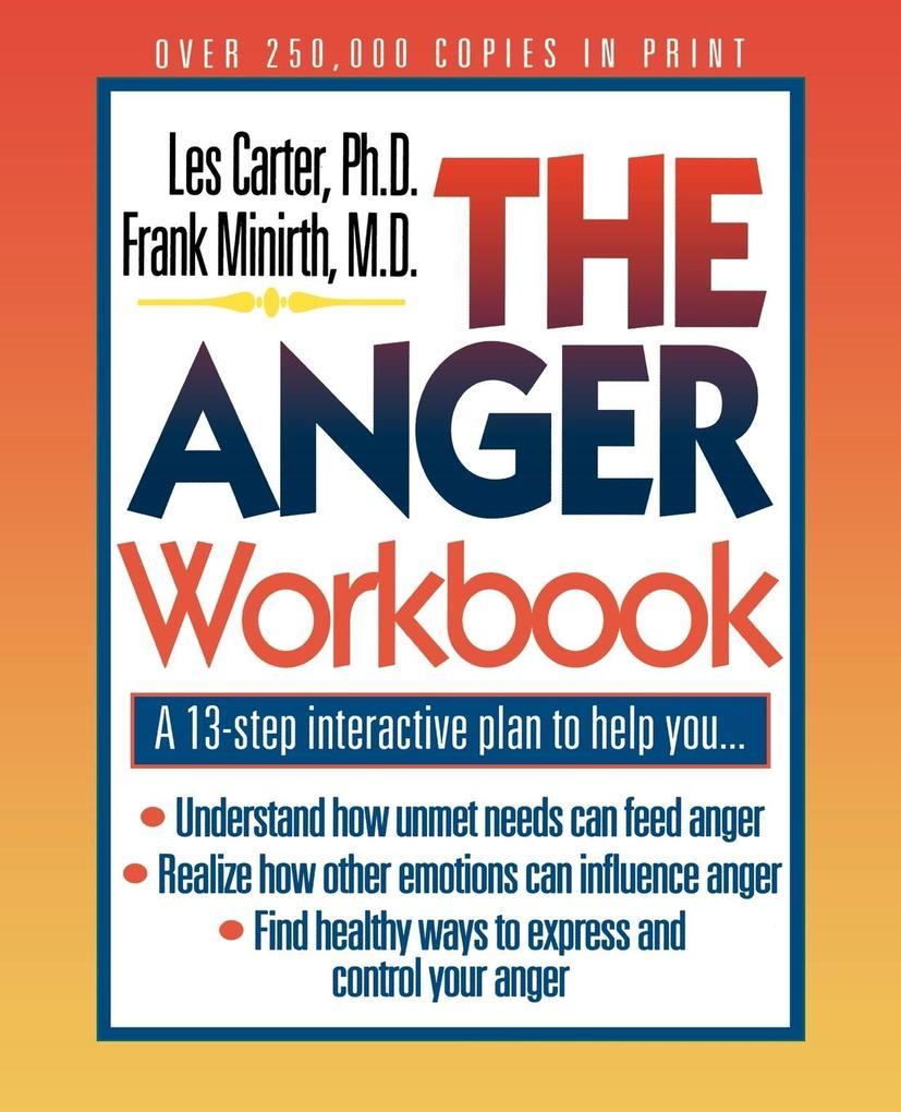The Anger Workbook als Buch