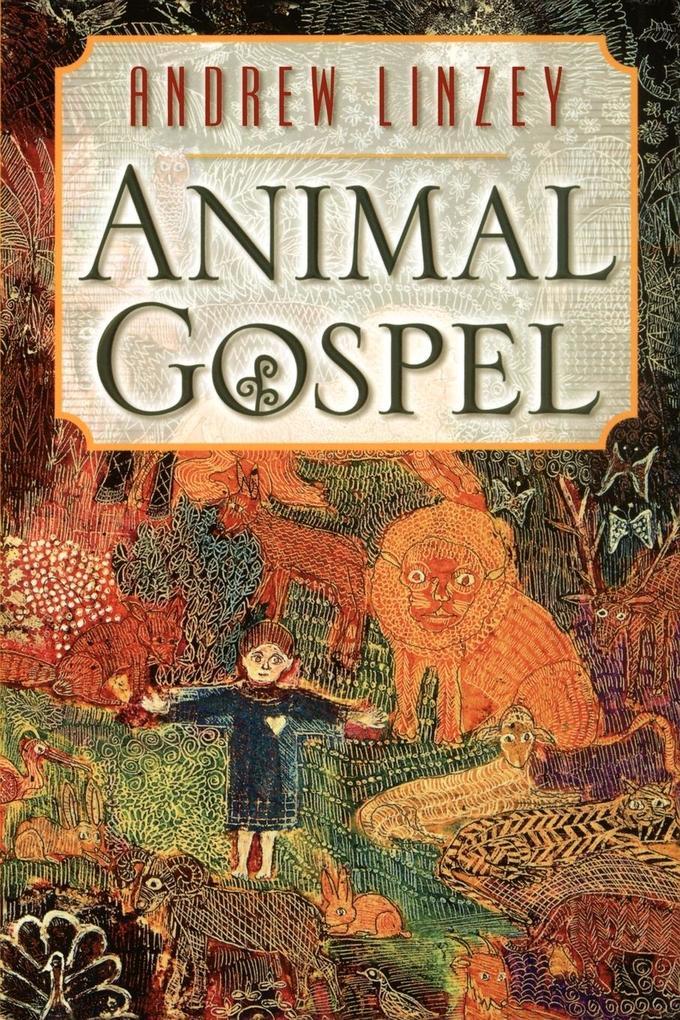 Animal Gospel als Buch