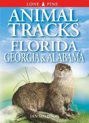 Animal Tracks of Florida, Georgia, Alabama
