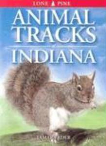Animal Tracks of Indiana als Taschenbuch