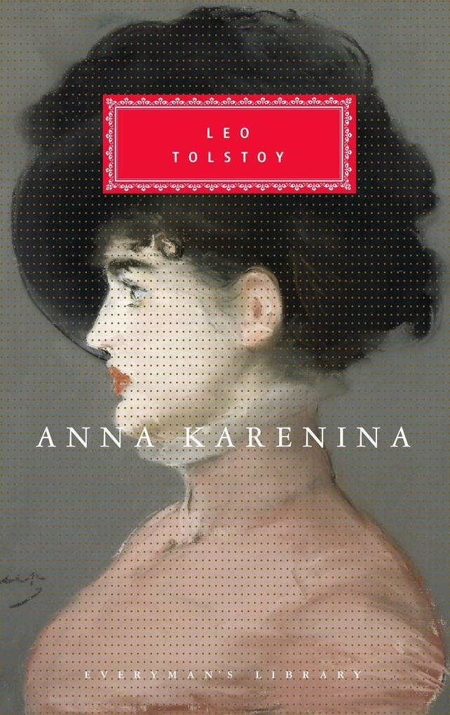 Anna Karenina als Buch