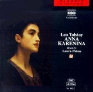 Anna Karenina als Hörbuch