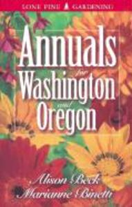 Annuals for Washington and Oregon als Taschenbuch