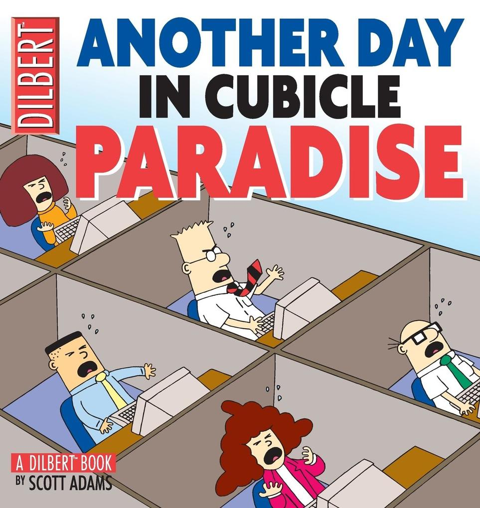 ANOTHER DAY IN CUBICLE PARADIS als Taschenbuch