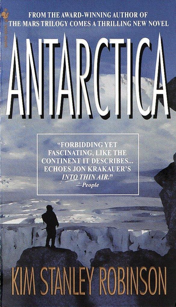 Antarctica als Taschenbuch