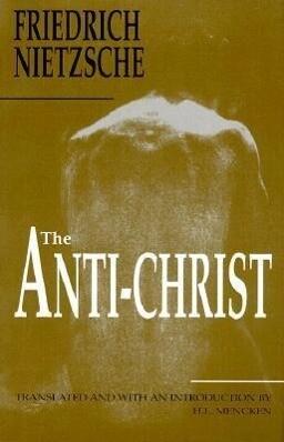 The Anti-Christ als Taschenbuch
