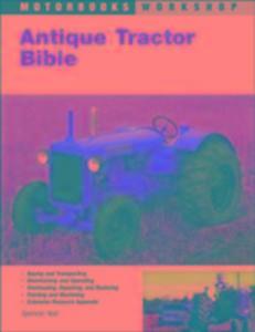 Antique Tractor Bible als Taschenbuch