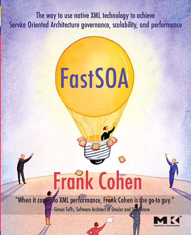 Fast SOA als eBook Download von Frank Cohen