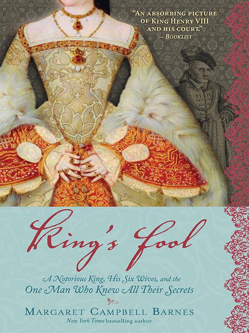 King´s Fool als eBook Download von Margaret Campbell Campbell Barnes - Margaret Campbell Campbell Barnes