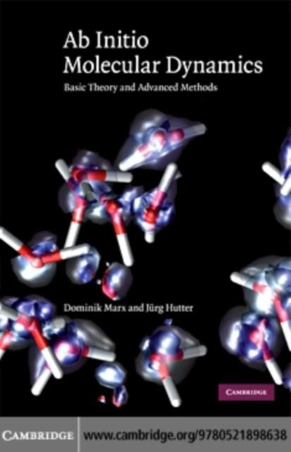 9780511530272 - Dominik Marx, Jurg Hutter: Ab Initio Molecular Dynamics als eBook Download von Dominik Marx, Jurg Hutter - Buch