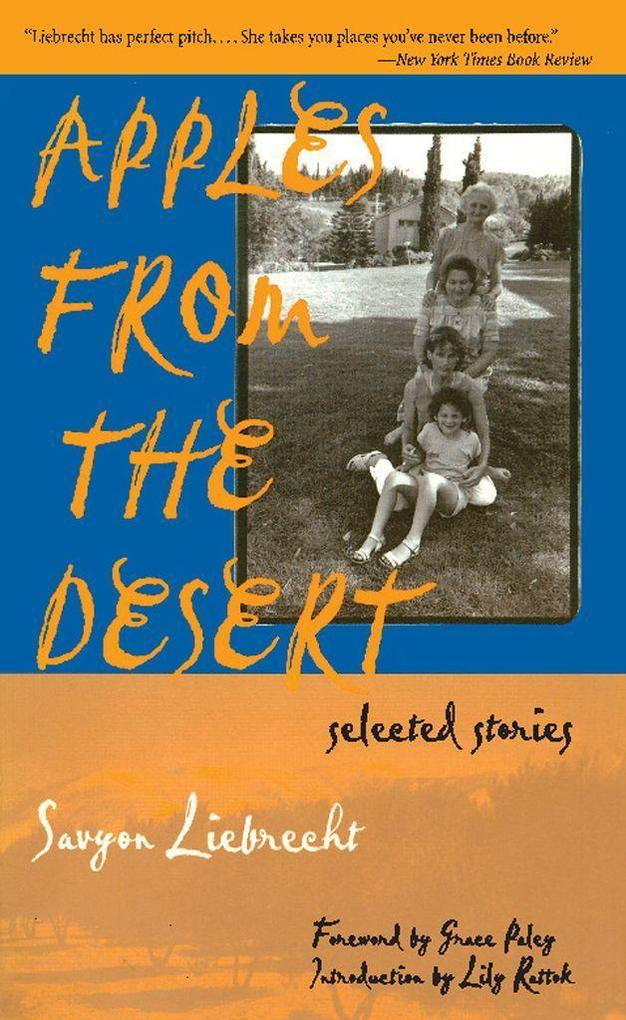 Apples from the Desert: Selected Stories als Taschenbuch