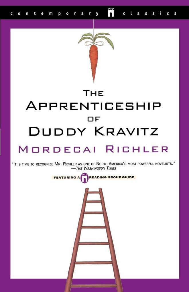 The Apprenticeship of Duddy Kravitz als Taschenbuch