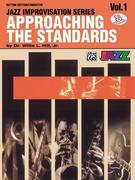 Approaching the Standards, Vol 1: Rhythm Section / Conductor, Book & CD [With CD]