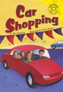 Car Shopping als eBook Download von Jill L Donahue