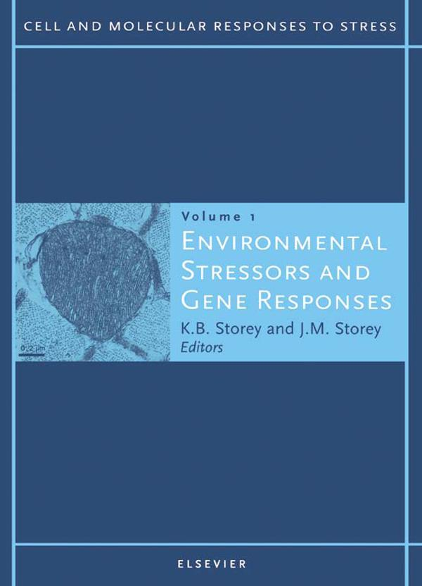 9780080531120 - Environmental Stressors and Gene Responses als eBook Download von - كتاب