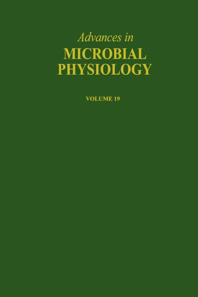 Advances in Microbial Physiology als eBook Download von
