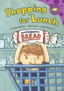 Shopping for Lunch als eBook Download von Susan...