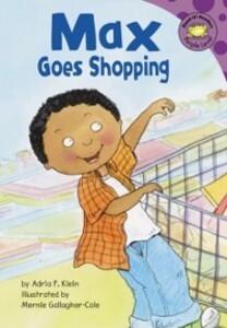 Max Goes Shopping als eBook Download von Adria ...