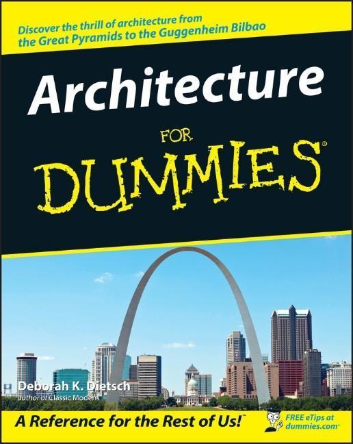Architecture for Dummies als Buch