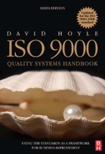 ISO 9000 Quality Systems Handbook - updated for...