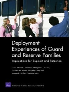 Deployment Experiences of Guard and Reserve Fam...