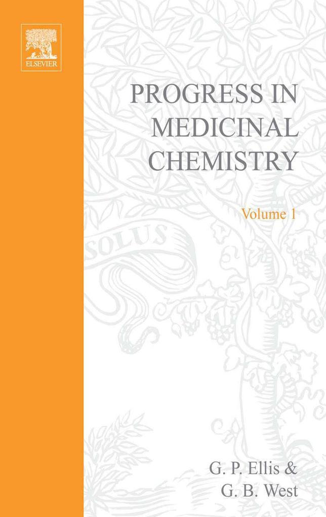 Progress in Medicinal Chemistry als eBook Download von