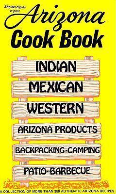 Arizona Cookbook als Taschenbuch