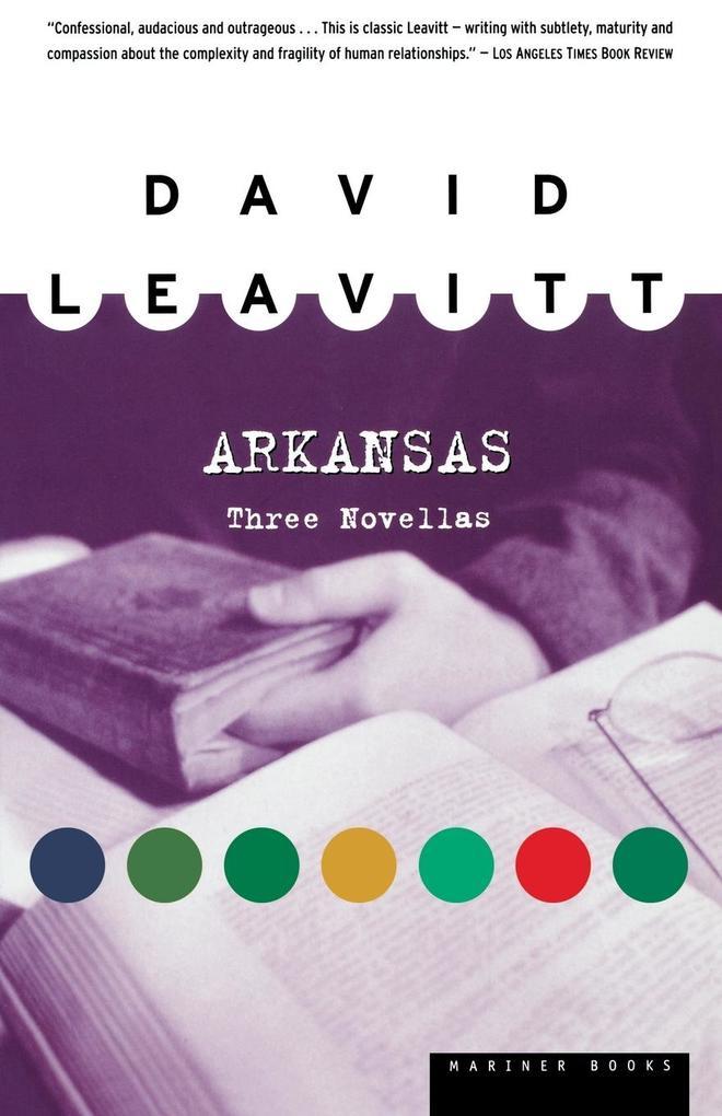 Arkansas: Three Novellas als Taschenbuch