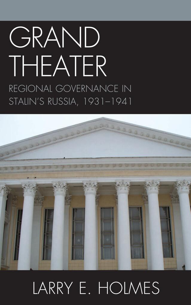 Grand Theater als eBook Download von Larry E. H...
