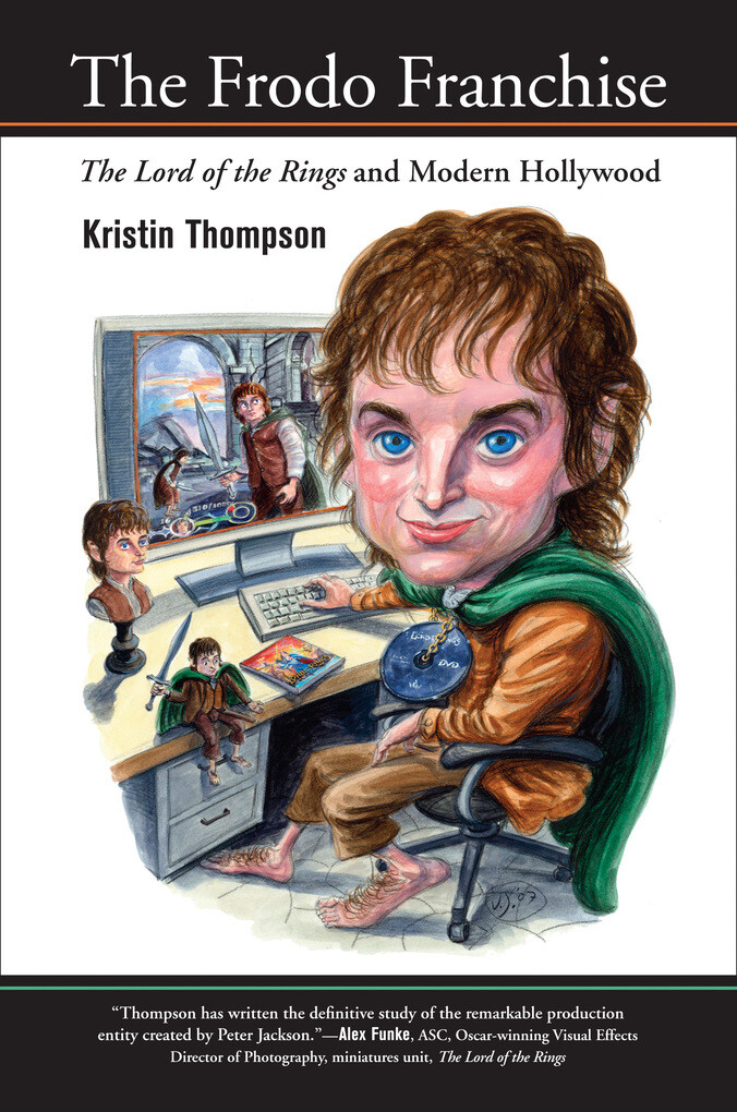 The Frodo Franchise als eBook Download von Kris...