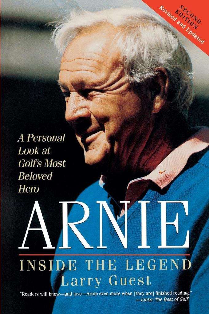 Arnie: Inside the Legend als Taschenbuch