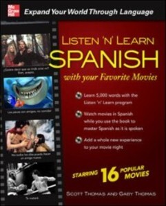 Listen ´n´ Learn Spanish with Your Favorite Mov...