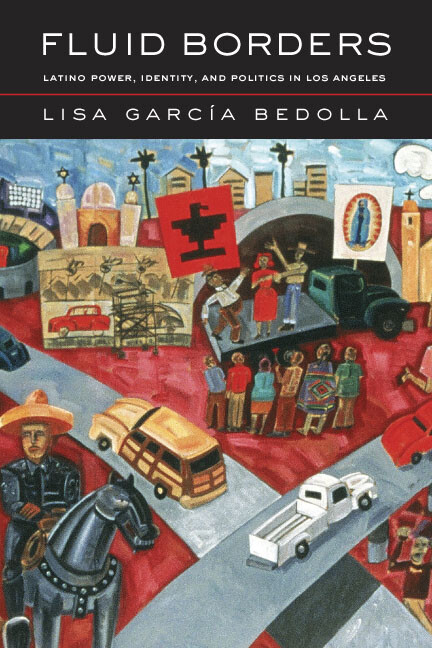 Fluid Borders als eBook Download von Lisa Garcí...
