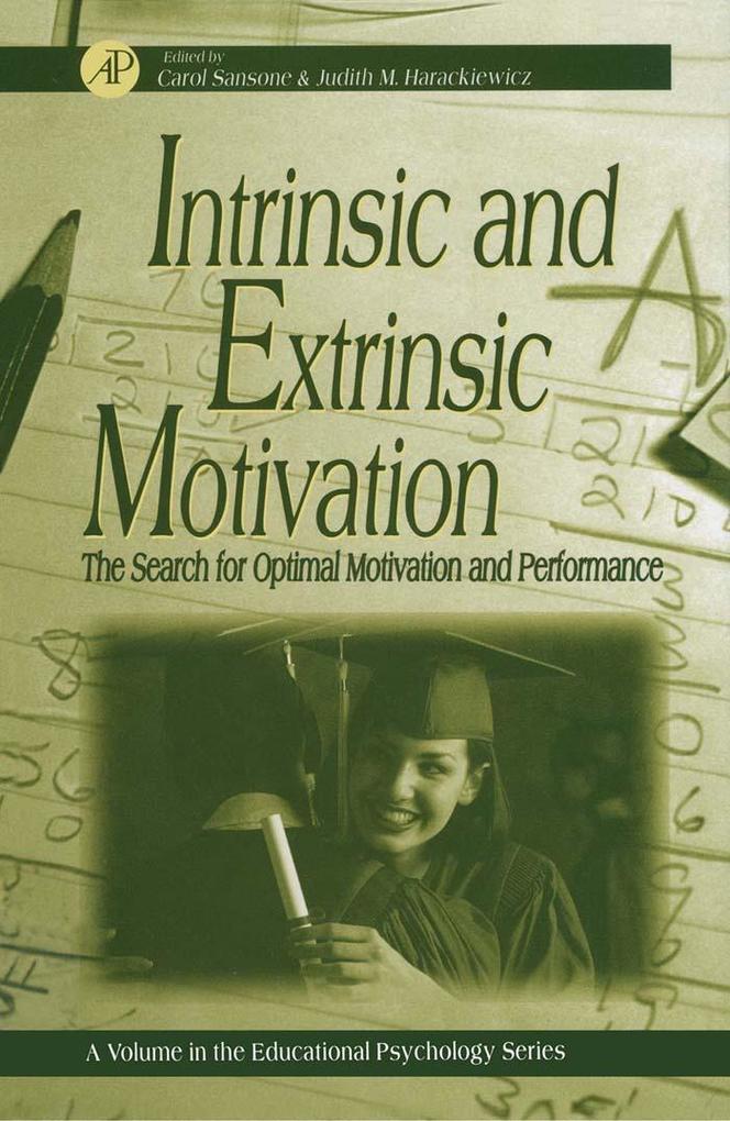 Intrinsic and Extrinsic Motivation als eBook Do...
