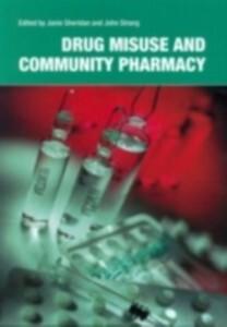 Drug Misuse and Community Pharmacy als eBook Do...