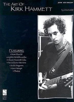 Metallica - The Art of Kirk Hammett als Taschenbuch