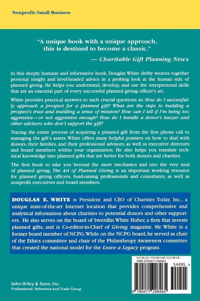Planned Giving P als Taschenbuch