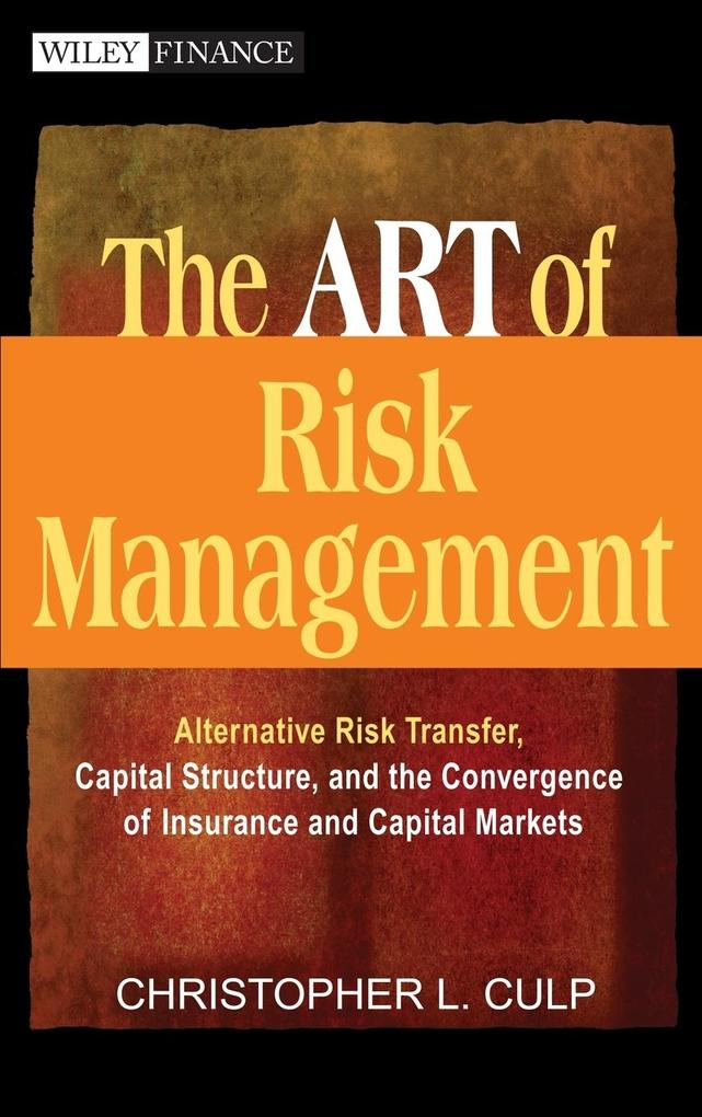 The Art of Risk Management als Buch