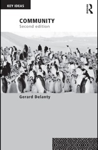 Community als eBook Download von Gerard Delanty