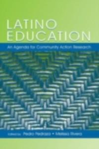 Latino Education als eBook Download von